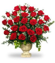 Regal Roses Urn