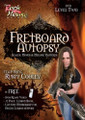 Rock House: Rusty Cooley, Fret Board Autopsy- Scales, Modes & Patterns Level 2 DVD