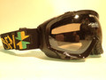 Spy Optic Black MFM08 Bronze Ski and Snow Goggles