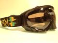 Spy Optic Black MFM08 Bronze Ski and Snow Goggles