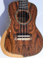 "Grape ARS-01 24"" Arm-rest Premium Concert Ukulele - Bocote"