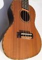 "Grape 24"" Solid Top Concert Ukulele GKC-A9"