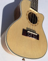 Grape GUC-450C Cutaway Concert Ukulele (new for 2017) Spruce & Walnut