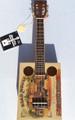 Eddy Finn cigar box-style concert ukulele