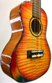 "Smiger UK-ARS-15-24-CS Premium 24"" Concert Ukulele - NAMM Trade Show Demo"