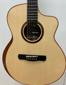 "Merida Cupid Acoustic Guitar, 41"" cutaway all-solid spruce and mahogany 41GC"