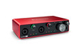 Focusrite Scarlett 4i4 3rd Generation USB Computer Interface & Software Bundle