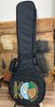 Peering Open Back Banjo soft-sided gig bag case with back pack straps