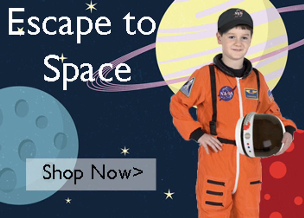 Bookweek...Escape to Space!