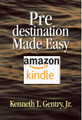 Predestination Made Easy (Kindle format)