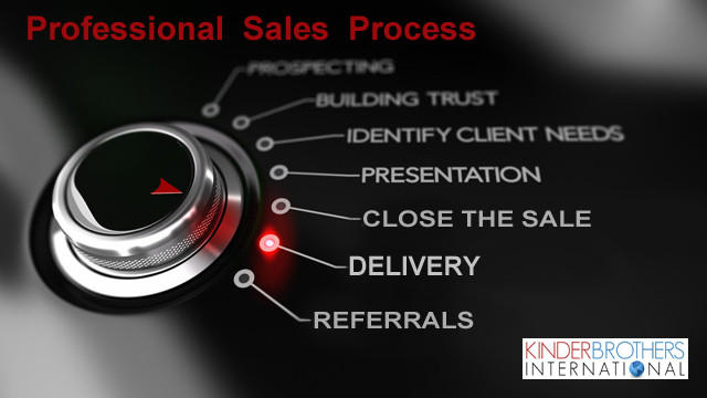 PROFESSIONAL SALES PROCESS eLearning