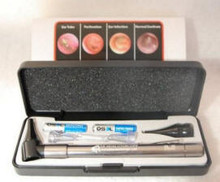 Third Generation Dr Mom LED Otoscope with Lighted Ear Tips