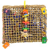 Foraging Pouch Large Parrot Toy