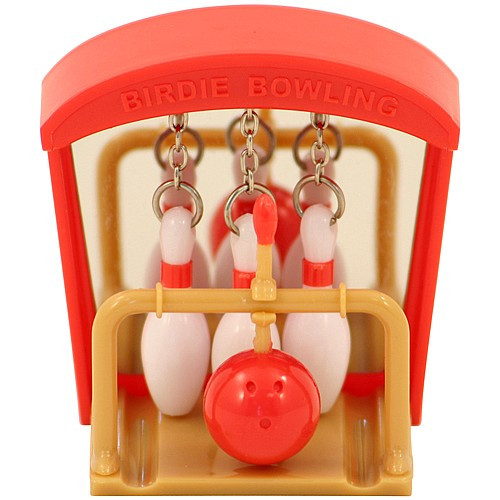 JW Bowling Activity Bird Toy