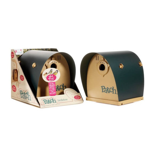 Small Wild Birds Nest Box & House