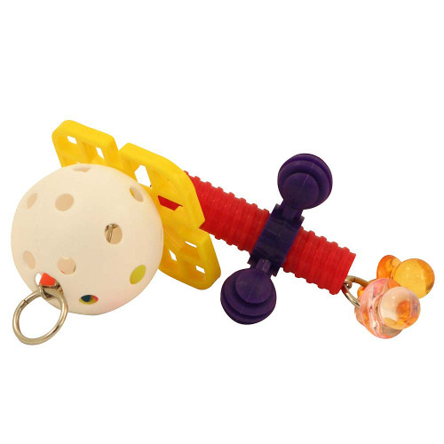 Screwball Foot Toy for Parrots