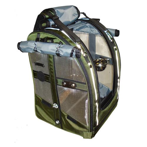 Pak-o-Bird Parrot Backpack Carrier - Medium Modified