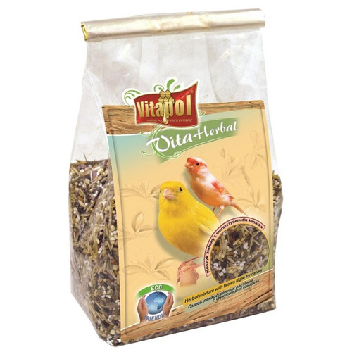 Supplementary Mixture with Herbs for Canary - Vitapol