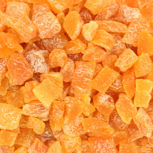 Tidymix Diced Apricots Parrot Treat