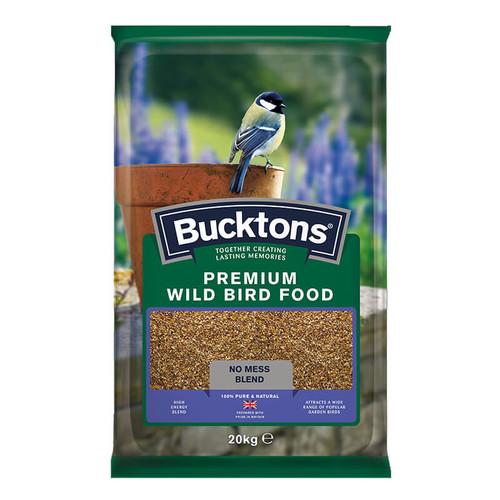 Bucktons Premium Wild Bird Food 20Kg