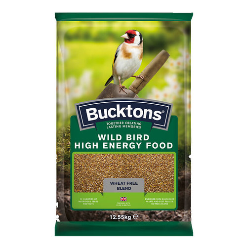 Bucktons High Energy Wild Bird Food 12.55Kg