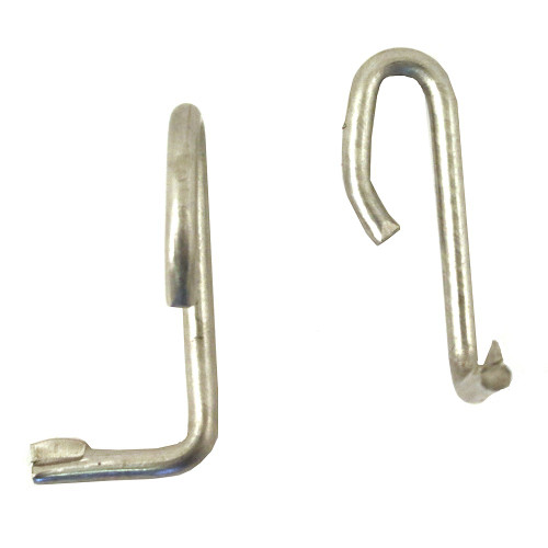 Replacement Hooks for Seed Corral No Mess Parrot Feeder