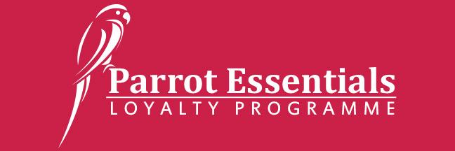 Parrot Essentials Loyalty Programme