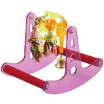 Seesaw Play Rocker Parrot Stand