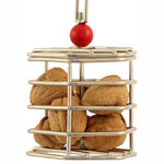 Baffle Cage - Stainless Steel Foraging Toy - Small