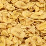 Tidymix Banana Chips 500gr Parrot Treat
