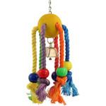 Jiggle Bug Parrot Toy - Medium