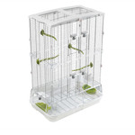Hagen Vision II Medium Bird Cage Double Height