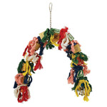 Preening Arch Medium - Large Parrot Toy
