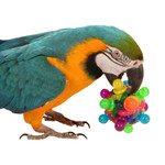 Binky Ball - Large Parrot Toy