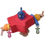 Chunky Star - Foot Toy for Parrots