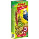 Vitapol Budgie Treat Sticks Twinpack - Kiwi