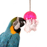 Under the Sea Parrot Preening Toy - Large