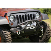 Rugged Ridge, 11540.25 - Double X Striker, Black, 76-86 CJ, 87-15 Jeep Wrangler (YJ,TJ,JK)