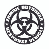 Decal, DEC-BIO - Biohazard Outbreak Decal