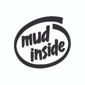 Decal, DEC-MUDI - Jeep Mud Inside Decal