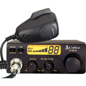 Cobra, 19DXIV - Cobra 19DXIV 40 Channel Mobile Compact CB Radio