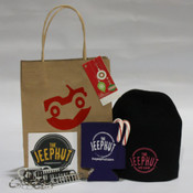 The JeepHut, JH-GKGBW - Grill Keychain Gift Bag For Her