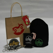 The JeepHut, JH-GKGBM - Grill Keychain Gift Bag For Him