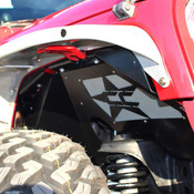 Ultimate Series JK Aluminum Front Inner Fender Kit, Crawler Conceptz