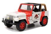 Jurassic World 2015 Movie -1:43 Scale Diecast Jeep Wrangler
