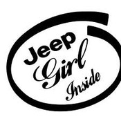 Jeep Girl Inside