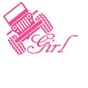 JP Girl Decal
