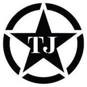 Jeep Star TJ Decal