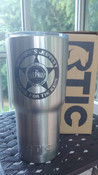 JeepHut Special Edition Sheriff's Jeepfest RTIC Tumbler 30oz