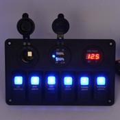 Universal Rocker Switch Panel -Offroad 515